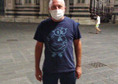 Vicesindaco di Tromello a Firenze